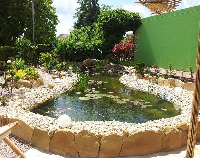 Gartenteich anlegen for Gartenteich anlegen pflanzen