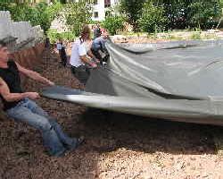 Gartenteich bauen for Gartenteich bauen lassen