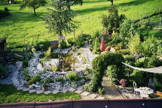 Teich - Gartenteich bauen ...
